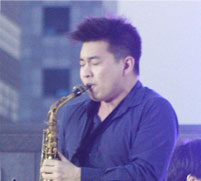 Danny Jung, Saxophonist photo