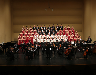 Concert of love by Heart to Heart Orchestra and Uijeongbu Agape Chorale